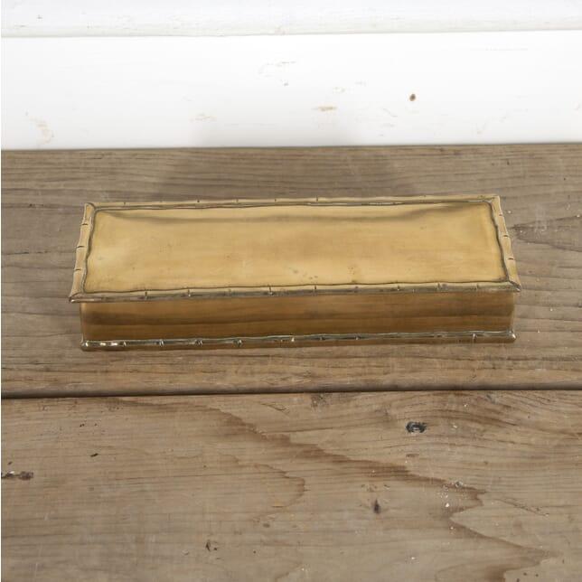 Decorative Brass Box DA1515251