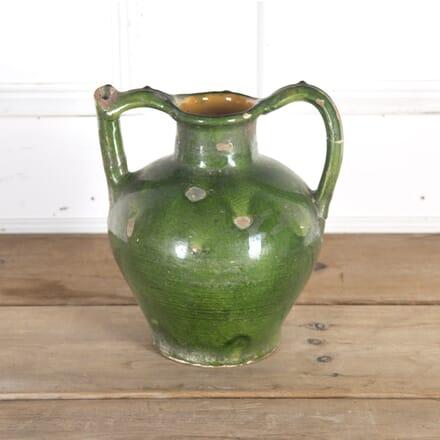 Southern French Green Cruche DA7115423
