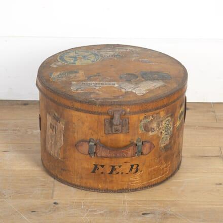 Derry & Toms Hat Box DA9016103