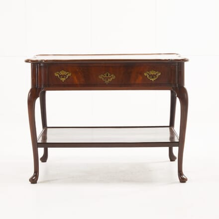 Dutch 18th Century Mahogany Games Table TC069579
