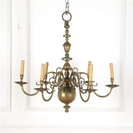 Dutch Style Six Arm Chandelier DA7510989