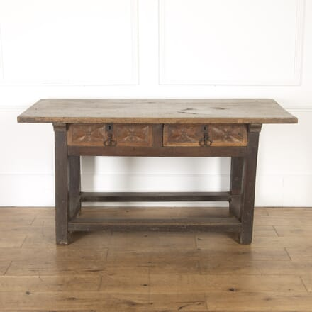 Early 18th Century Spanish Table CO9016988