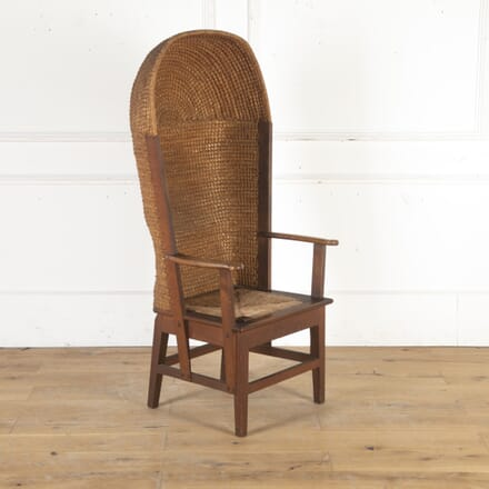 Hooded Orkney Chair by Liberty & Co CH8215522