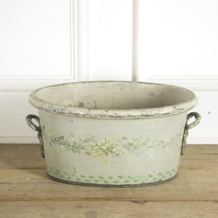 Early 19th Century English Tole Foot Bath DA0910095