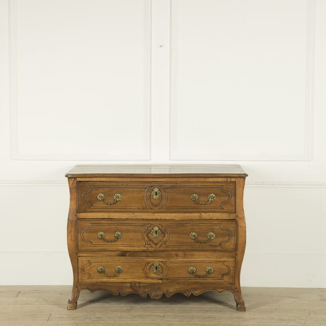 Early 19th Century French Fruitwood Commode CC489858