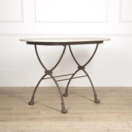French 19th Century Garden Table GA1515216