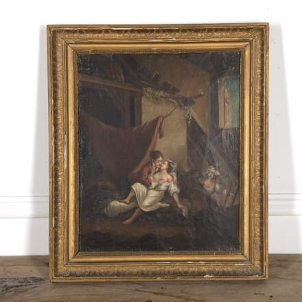 French 19th Century Oil Painting WD1516573