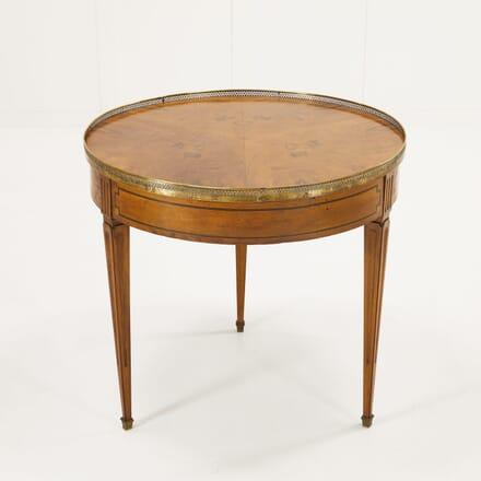 Early 19th Century French Walnut Gueridon TC069919