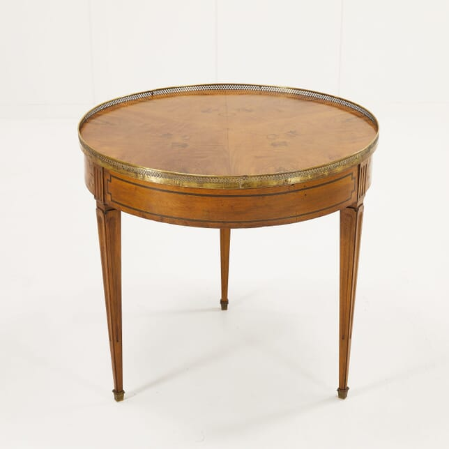 Early 19th Century French Walnut Gueridon TC069919
