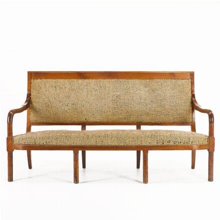 Early 19th Century French Walnut Sofa SB069911