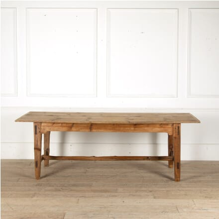 Early 19th Century Pine Kitchen Table TD2510798