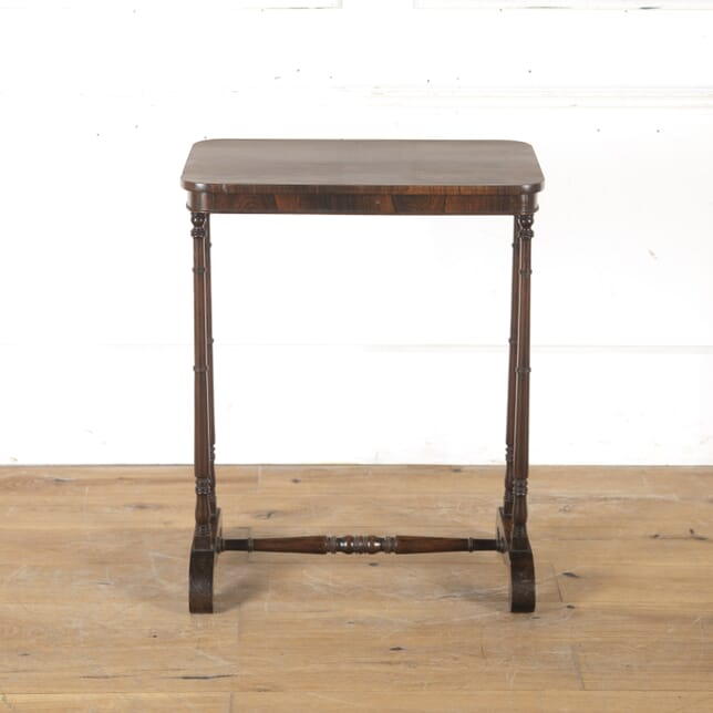 English 19th Century Rosewood End Table TC8015135