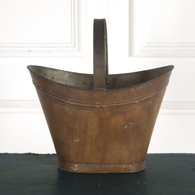 Early 19th Century Toleware Bucket DA2010504