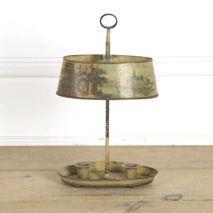 Early 19th Century Toleware Light LT209870