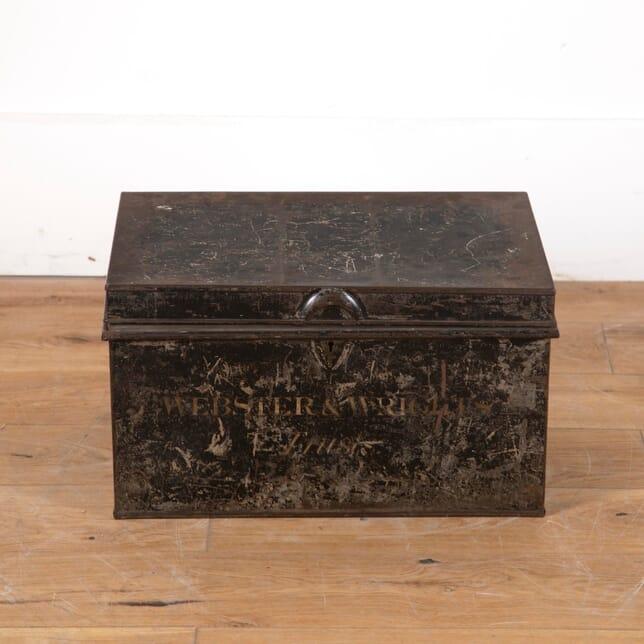 Early 20th Century Deed Box DA9011167