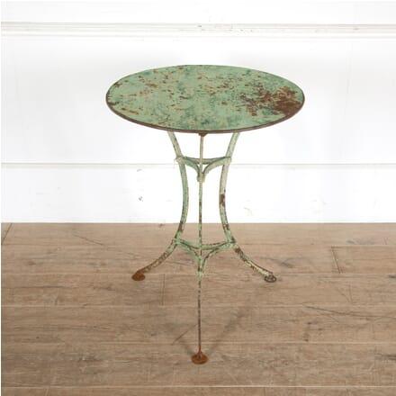 Early 20th Century Garden Table GA2010676