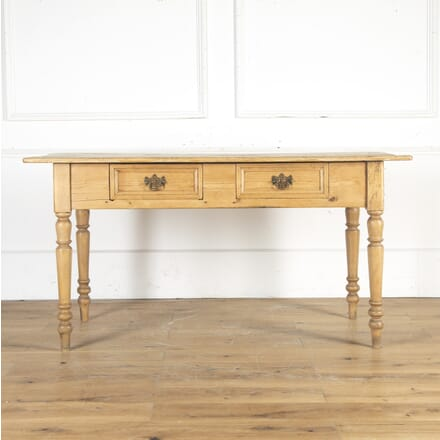 Early 20th Century Pine Table DB9014370