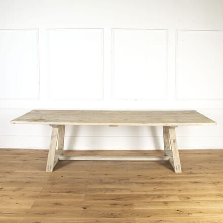 Early 20th Century French Pine Table TD9014526