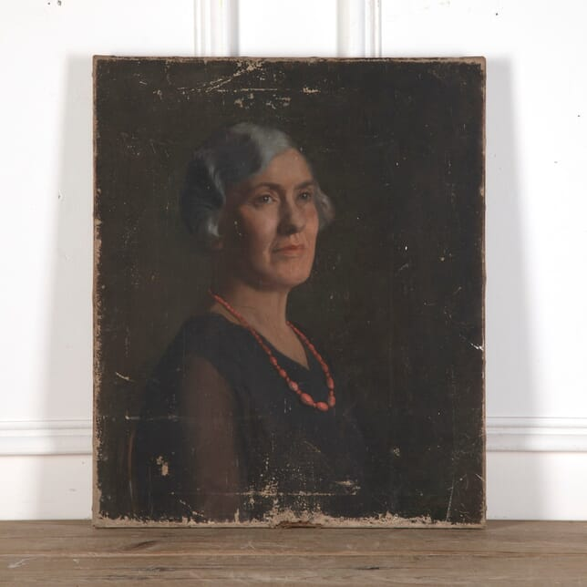 Early 20th Century Portrait WD9011157
