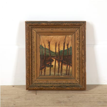 Early Impressionist Landscape WD3011314