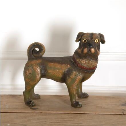 Early Plastic Pug Dog DA1311138