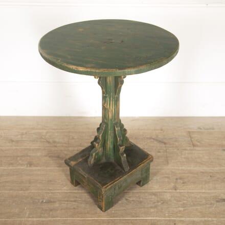 Romanian Folk Art Table TC7713646