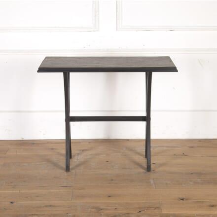 Ebonised Side Table TC3615182