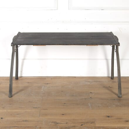 Industrial Painted Writing Table CO3615145
