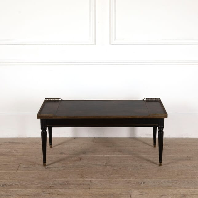 Ebonized Coffee Table TC4511239