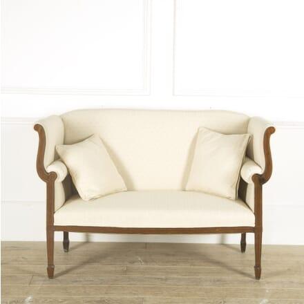 Edwardian Love Seat SB889717