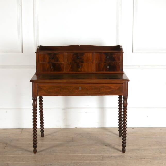 Edwardian Mahogany Writing Table DB1311140