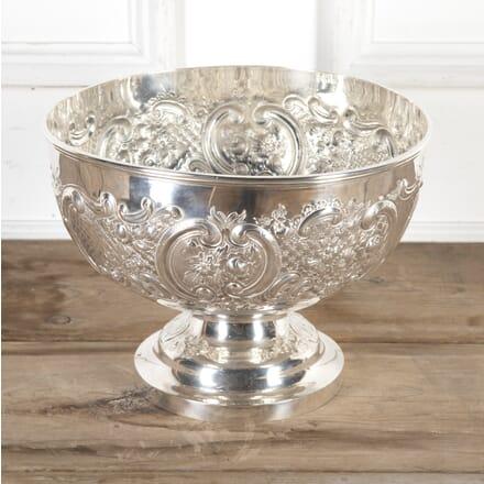 Edwardian Mappin & Webb Punch Bowl DA5815475