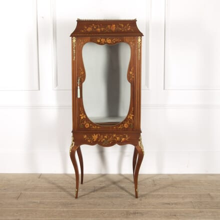 Edwardian Satinwood Display Cabinet BK8814831