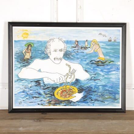 'Bathers' by Edwina Sandys MBE WD5715803