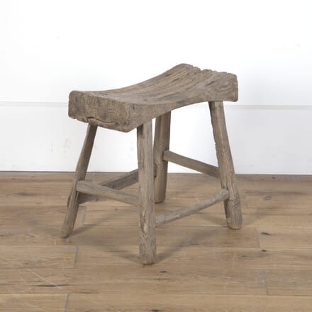 Elm Saddle Stool ST3610272