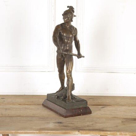 Spelter Figure by Émile Louis Picault DA8516510