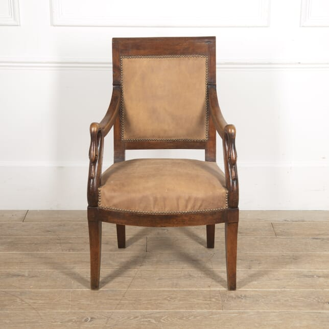 French Empire Desk Chair CH1515275
