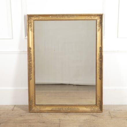 French Empire Gilt Mirror MI3015983