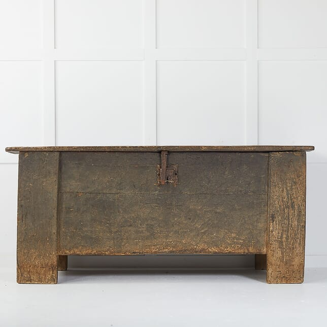 16th Century Clamp Front Chest CB0610631