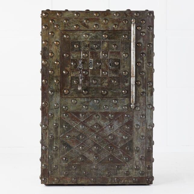 19th Century Large Iron Safe DA0610663