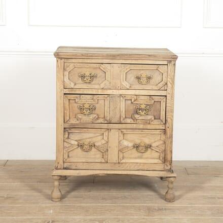 English 18th Century Oak Chest CB2816149