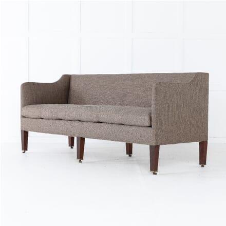English 19th Century Mahogany Sofa SB0611271