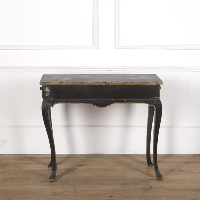English 19th Century Painted Side Table CO3610271