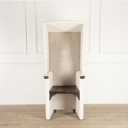 English 19th Century Porters Chair CH4114485