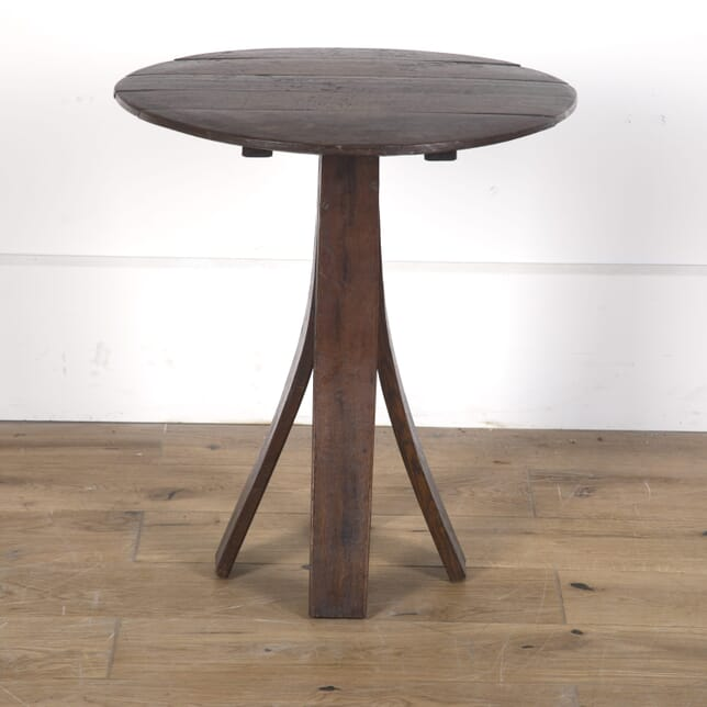 English Country Oak Occasional Table TC9915857