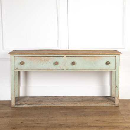 English 19th Century Pine Dresser Base TS8316908