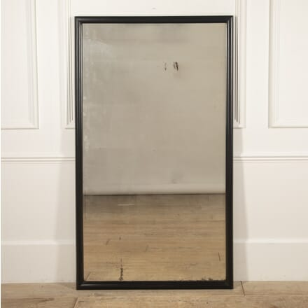English Ebonised Outfitters Mirror MI4516688