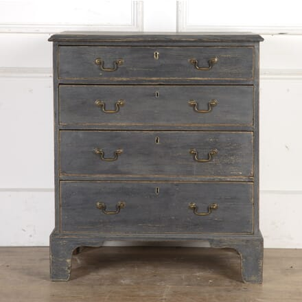 Georgian Painted Chest of Drawers CC3616416