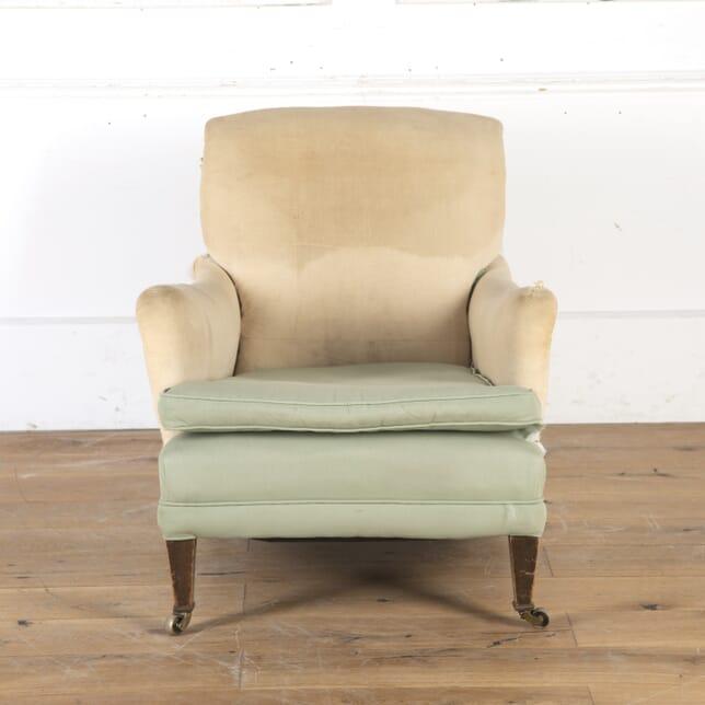 English Howard Style Armchair CH2715925