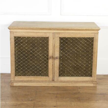 English Library Oak Cabinet BU3617283